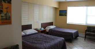 Motel Oscar - Лонгёй - Спальня