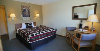 City Center Motel - West Yellowstone - Phòng ngủ