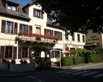 호텔 데 보주 오베르네 - 오베르네 - 건물