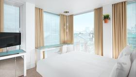 St Martins Lane - London - Schlafzimmer