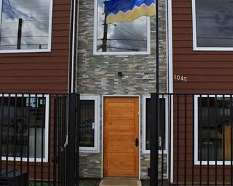 Hostal America en Puerto Natales - Puerto Natales - Außenansicht
