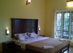 Kerala House - Thekkady - Bedroom