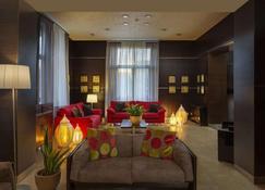 Hotel Vittoria - Trapani - Sala de estar