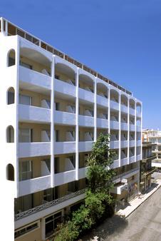 Achillion Palace - Réthymno Town - Toà nhà