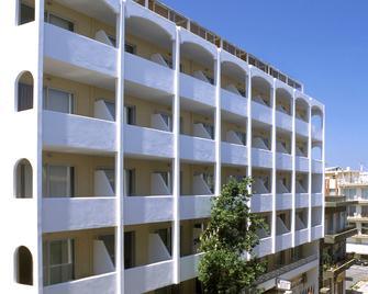 Achillion Palace - Rethymno - Building