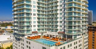 Hotel Arya, BW Premier Collection - Miami - Byggnad
