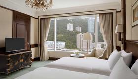 Island Shangri-La, Hong Kong - Hong Kong - Bedroom