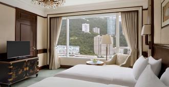 Island Shangri-La, Hong Kong - Hong Kong - חדר שינה