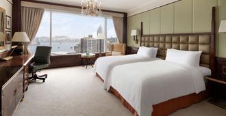 港島香格里拉大酒店 - 香港 - 臥室