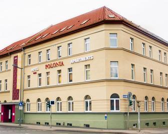 Hotel Polonia - Frankfurt/Oder - Frankfurt (Oder) - Gebäude