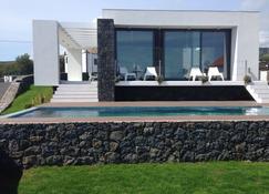 Casa das Cinco - Santa Bárbara - สระว่ายน้ำ