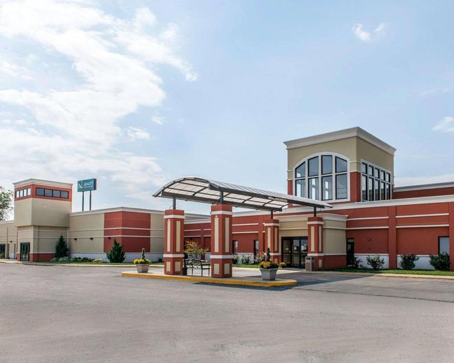 Quality Inn & Suites - Mattoon - Building