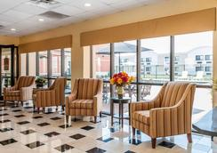 Quality Inn & Suites - Mattoon - Lobby