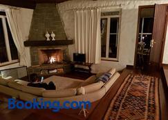 La Vie en Rose - Campos do Jordão - Living room
