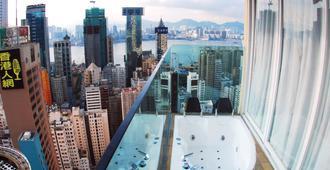 Best Western Hotel Causeway Bay - Hong Kong - Ban công