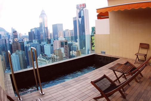 Best Western Hotel Causeway Bay - Hong Kong - Balcón
