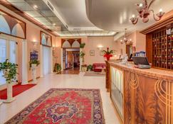Best Western Hotel San Giusto - Triest - Rezeption