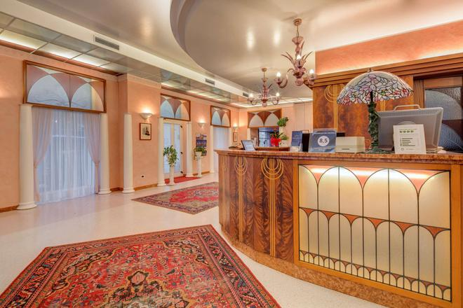 Best Western Hotel San Giusto - Trieste - Vastaanotto