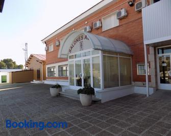 Hostal Amigo - Ocana - Building