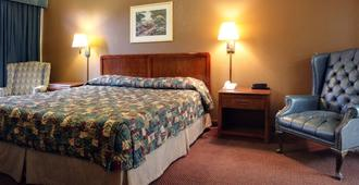 Americas Best Value Inn Marshall - Marshall - Bedroom