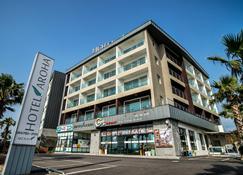Hotel Aroha - Seongsan-eup - Building