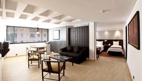 Hotel Centro Internacional - Bogota - Vardagsrum