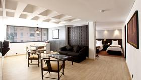 Hotel Centro Internacional - Bogotá - Living room