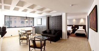 賽爾科蒂爾中心國際酒店 - 波哥大 - 波哥大 - 客廳
