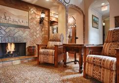Best Western Casa Grande Inn - Arroyo Grande - Recepción