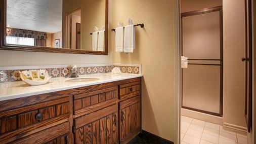 Best Western Casa Grande Inn - Arroyo Grande - Baño