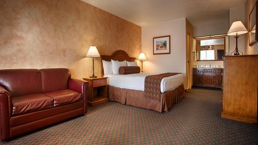 Best Western Casa Grande Inn - Arroyo Grande - Habitación