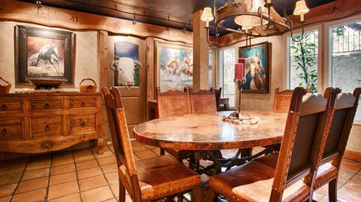 Best Western Casa Grande Inn - Arroyo Grande - Comedor