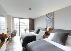 Hotel Estelar Parque De La 93 - Bogotá - Bedroom