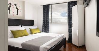 ホテル アセス デル ドラド - ボゴタ - 寝室