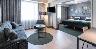 Scandic Kallio - Helsinki - Bedroom