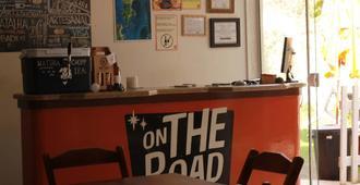 On The Road Hostel - פלוריאנופוליס - דלפק קבלה