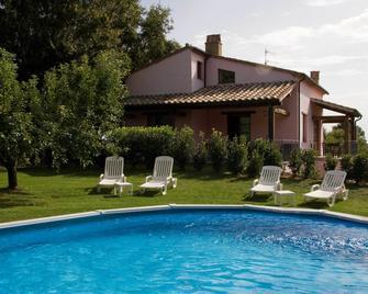 Il Ciliegio - Sorano - Pool