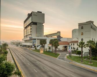 Camino Real Puebla Angelopolis - Puebla de Zaragoza - Edificio