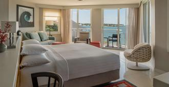 Hyatt Centric Key West Resort And Spa - Key West - Bedroom