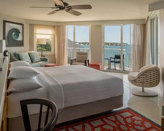 Hyatt Centric Key West Resort And Spa - Кі-Уест - Bedroom