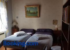 Le Moulin - Noyon - Bedroom