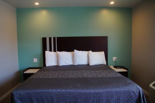 Beach Inn Motel - Λονγκ Μπιτς - Κρεβατοκάμαρα
