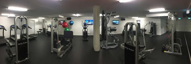 Avenue Hotel Canberra - Camberra - Gym