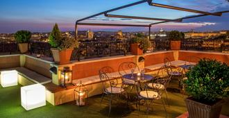 Hotel Colosseum - Rome - Balcony