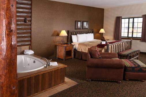 Stoney Creek Hotel & Conference Center Sioux City - Sioux City - Phòng ngủ