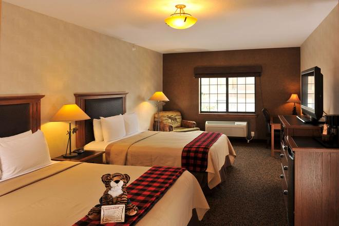 Stoney Creek Hotel & Conference Center Sioux City - Sioux City - Κρεβατοκάμαρα
