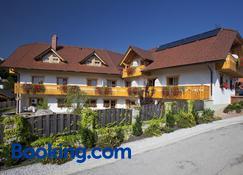 Garni hotel Berc - Bled - Edificio