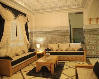Hôtel La Paloma - Марина Смир - Гостиная