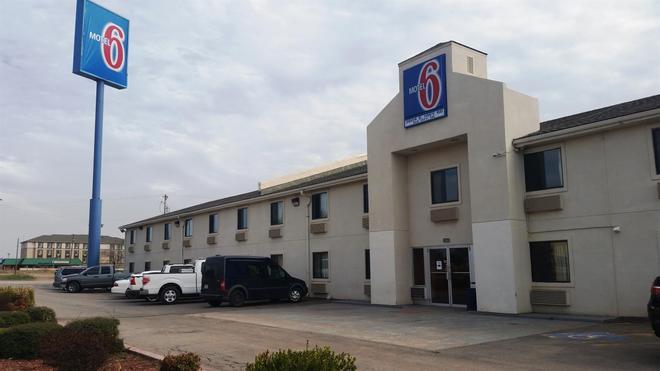 Motel 6 Elk City - Ok - Elk City - Edificio