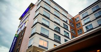 Holiday Inn Express & Suites Louisville Downtown - Louisville - Gebouw